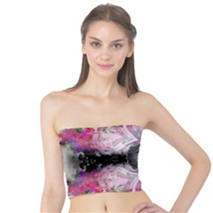 Nature Forces Abstract Women s Tube Tops