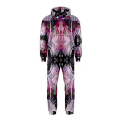 Nature Forces Abstract Hooded Jumpsuit (kids)