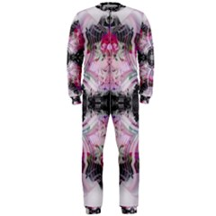 Nature Forces Abstract Onepiece Jumpsuit (men)
