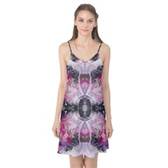 Nature forces Abstract Camis Nightgown