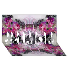 Natureforces Abstract #1 Mom 3d Greeting Cards (8x4)