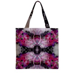 Natureforces Abstract Grocery Tote Bags