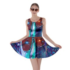 Voyage Of Discovery Skater Dresses
