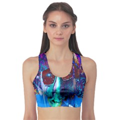 Voyage Of Discovery Women s Sports Bra