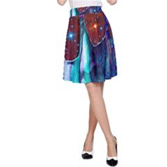 Voyage Of Discovery A-Line Skirts