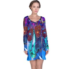 Voyage Of Discovery Long Sleeve Nightdresses