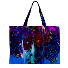Voyage Of Discovery Zipper Tiny Tote Bags