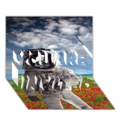 Exodus You Are Invited 3d Greeting Card (7x5)