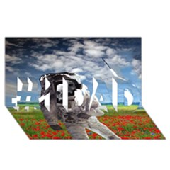 Exodus #1 Dad 3d Greeting Card (8x4)