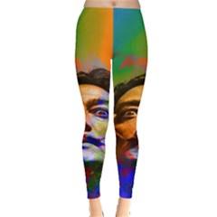 Dream Of Salvador Dali Women s Leggings