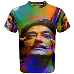 Dream Of Salvador Dali Men s Cotton Tees