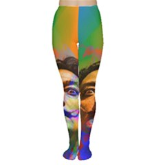 Dream Of Salvador Dali Women s Tights