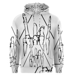 Skull Rock Men s Pullover Hoodies