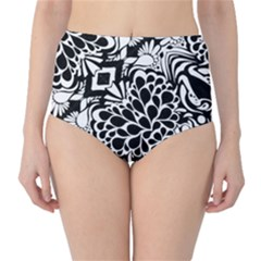 Coloring70swallpaper High Waist Bikini Bottoms