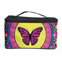 Butterfly Mandala Cosmetic Storage Cases