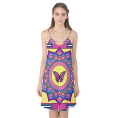 Butterfly Mandala Camis Nightgown