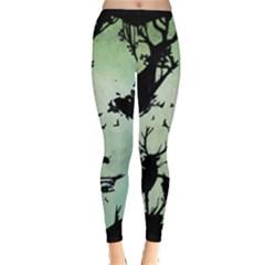 Spirit Of Woods Women s Leggings