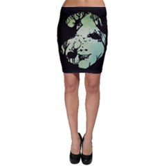 Spirit Of Woods Bodycon Skirts
