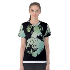 Spirit Of Woods Women s Cotton Tees