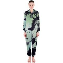 Spirit Of Woods Hooded Jumpsuit (Ladies)