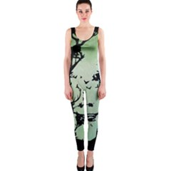 Spirit Of Woods OnePiece Catsuits