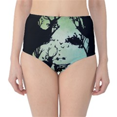 Spirit Of Woods High-Waist Bikini Bottoms
