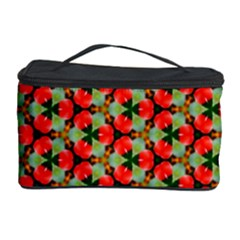 Lovely Trendy Pattern Background Pattern Cosmetic Storage Cases