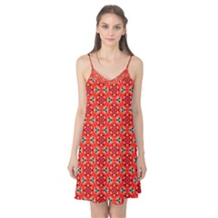 Lovely Orange Trendy Pattern  Camis Nightgown