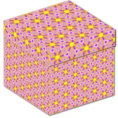 Cute Pretty Elegant Pattern Storage Stool 12