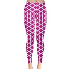 Cute Pretty Elegant Pattern Women s Leggings