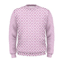 Cute Pretty Elegant Pattern Men s Sweatshirts