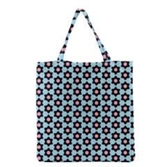 Cute Pretty Elegant Pattern Grocery Tote Bags