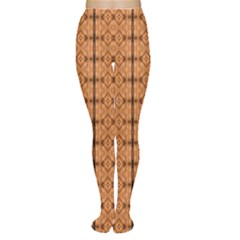 Faux Animal Print Pattern Women s Tights