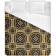 Faux Animal Print Pattern Duvet Cover Single Side (double Size)