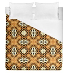Faux Animal Print Pattern Duvet Cover Single Side (full/queen Size)