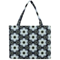 Faux Animal Print Pattern Tiny Tote Bags