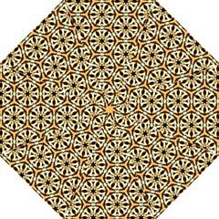 Faux Animal Print Pattern Folding Umbrellas