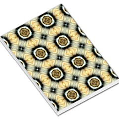 Faux Animal Print Pattern Large Memo Pads