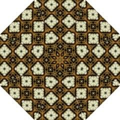 Faux Animal Print Pattern Hook Handle Umbrellas (Small)