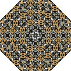 Faux Animal Print Pattern Golf Umbrellas