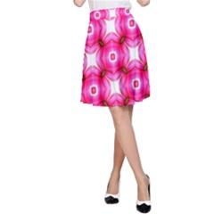 Cute Pretty Elegant Pattern A Line Skirts