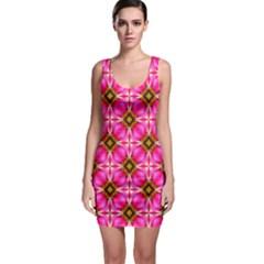Cute Pretty Elegant Pattern Bodycon Dresses