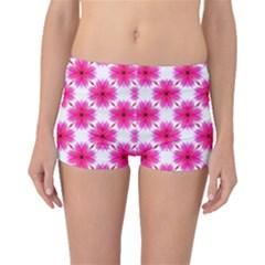 Cute Pretty Elegant Pattern Boyleg Bikini Bottoms