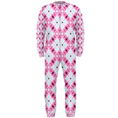 Cute Pretty Elegant Pattern OnePiece Jumpsuit (Men)