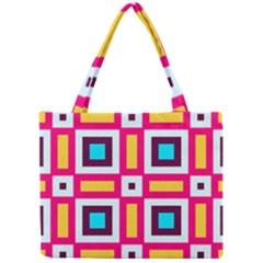 Cute Pretty Elegant Pattern Tiny Tote Bags