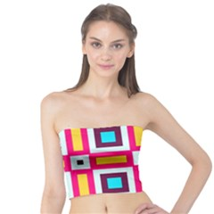 Cute Pretty Elegant Pattern Women s Tube Tops