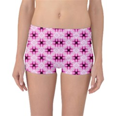 Cute Pretty Elegant Pattern Boyleg Bikini Bottoms