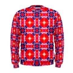 Cute Pretty Elegant Pattern Men s Sweatshirts