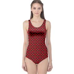 Cute Pretty Elegant Pattern Women s One Piece Swimsuits
