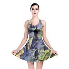 Banks Of The Seine KPA Reversible Skater Dresses